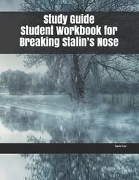 [해외]Study Guide Student Workbook for Breaking Stalin's Nose (Paperback)