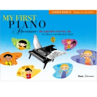 퍼스트 어드벤쳐 B급 레슨북(My First Piano Adventure)
