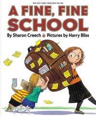 [해외]A Fine, Fine School (Paperback)