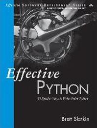 [해외]Effective Python