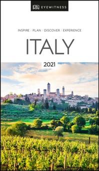 [해외]DK Eyewitness Italy (Paperback)