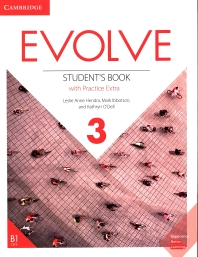 Evolve Level 3 Student's Book with Practice Extra