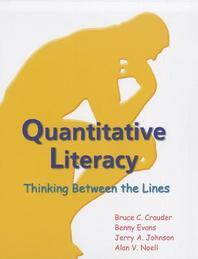 [해외]Quantitative Literacy (Hardcover)