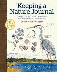 [해외]Keeping a Nature Journal, 3rd Edition
