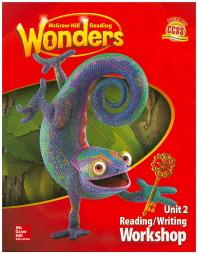 Wonders 1.2 Reading Writing Workshop(CD1장포함)(Mcgraw-Hill Reading)