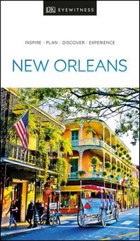 [해외]DK Eyewitness New Orleans (Paperback)