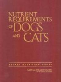 [해외]Nutrient Requirements of Dogs and Cats