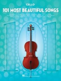 [해외]101 Most Beautiful Songs for Cello