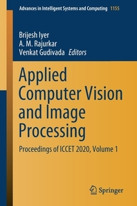 [해외]Applied Computer Vision and Image Processing