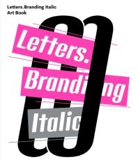 Letters. Branding Italic Art Book