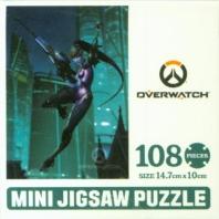 오버워치 직소퍼즐 108pcs: 위도우메이커