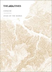 [해외]The Times Concise Atlas of the World