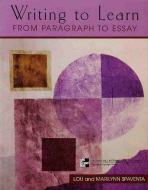 FROM PARAGRAPH TO ESSAY(WRITING TO LEARN)