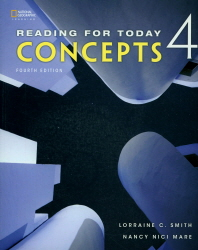 Reading for Today Concepts. 4