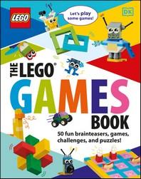 [해외]The Lego Games Book (Library Edition) (Hardcover)
