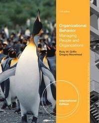 Organizational Behavior : Managing People and Organizations (Paperback)