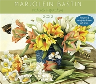 [해외]Marjolein Bastin Nature's Inspiration 2022 Deluxe Wall Calendar with Print