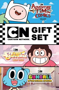 [해외]Cartoon Network Graphic Novel Gift Set