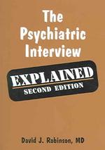 [해외]Psychiatric Interview Explained (Paperback)