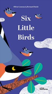 Six Little Birds - Pop-up Book