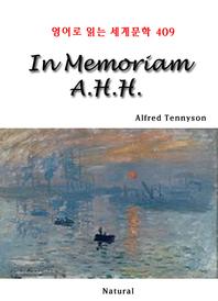 In Memoriam A.H.H. (영어로 읽는 세계문학 409)