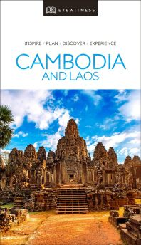 [해외]DK Eyewitness Cambodia and Laos (Paperback)
