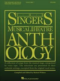 [해외]The Singer's Musical Theatre Anthology - Volume 7