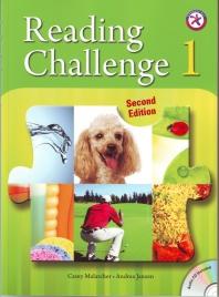 READING CHALLENGE. 1(SECOND EDITION)(CD1장포함)