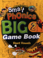 SMART PHONICS BIG GAME BOOK. 2