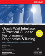 Oracle Wait Interface : A Practical Guide to Performance Diagnostics & Tuning