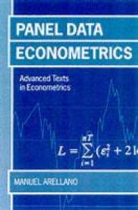 [해외]Advanced Texts in Econometrics