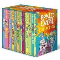 로알드 달 베스트 16종 박스 세트 - Roald Dahl 16 Copy Complete Collection