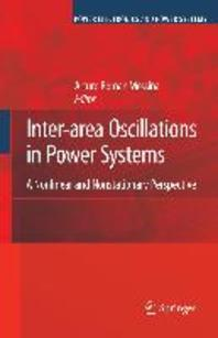 [해외]Inter-Area Oscillations in Power Systems