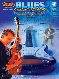 [해외]Blues Guitar Soloing
