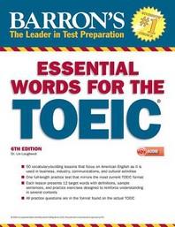 [해외]Essential Words for the Toeic with MP3 CD