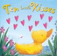 Ten Little Kisses