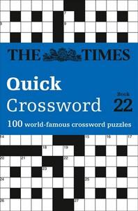 [해외]The Times Quick Crossword Book 22 (Paperback)