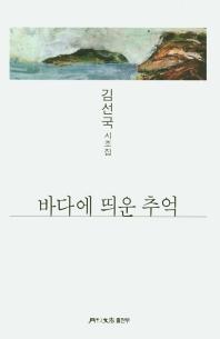 바다에 띄운 추억(월간문학시인선 406)