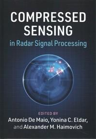[해외]Compressed Sensing in Radar Signal Processing