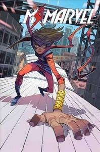 [해외]Ms. Marvel by Saladin Ahmed Vol. 1