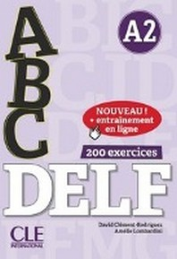 ABC DELF. Niveau A2. Buch+Audio-CD+Online-?bungen