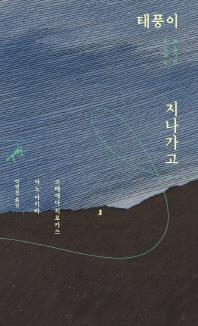 태풍이 지나가고(쏜살문고)(반양장)