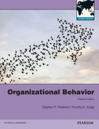 Organizational Behavior 15/E
