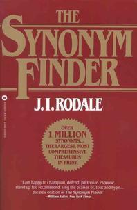 [해외]The Synonym Finder
