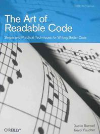 [해외]The Art of Readable Code (Paperback)