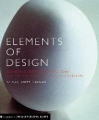 [해외]Elements of Design