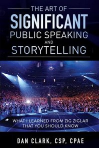 The Art of Significant Public Speaking and Storytelling