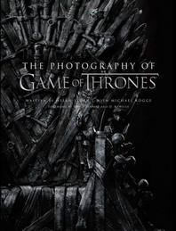 [해외]The Photography of Game of Thrones, the Official Photo Book of Season 1 to Season 8