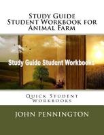 [해외]Study Guide Student Workbook for Animal Farm (Paperback)
