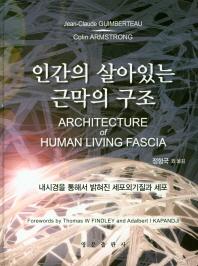 인간의 살아있는 근막의 구조